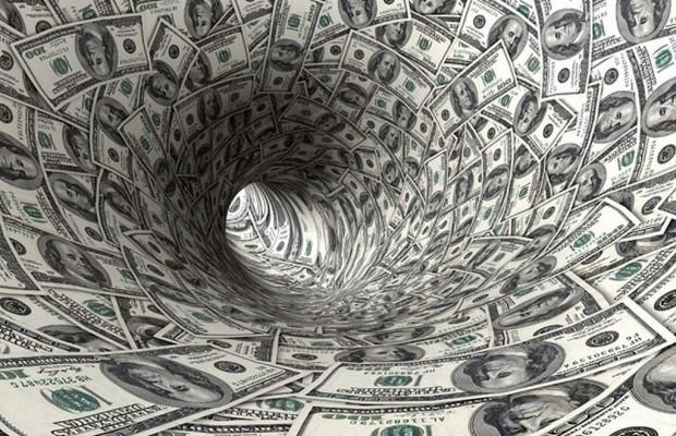 dolary-pieniadze-tunel
